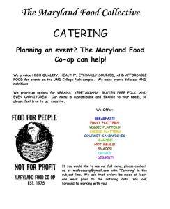 MD Food Coop